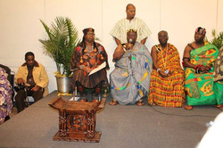 (Public Presentation) of Enstooled Queens and Chiefs to the Nubia-Sheba Kingdoms