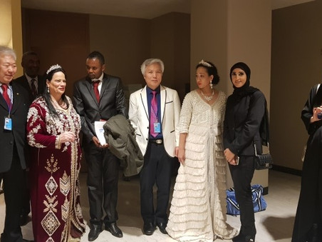 South Kingdoms Community Celebrates ISEA Foundations HLFTC Chairman Queen Shebah III appointments