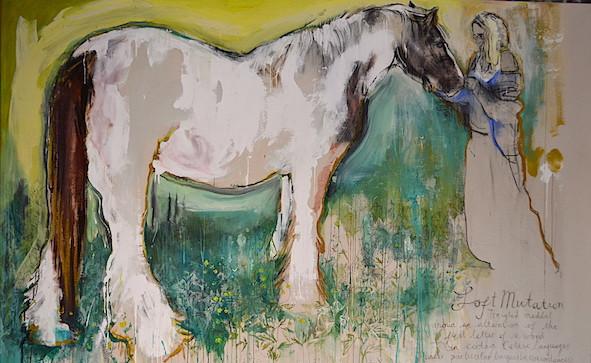 Girl & Horse (from Soft Mutation)