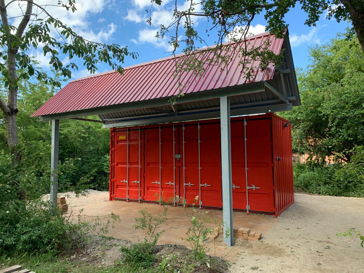 Opholdssted til udsatte i Roskilde Ring