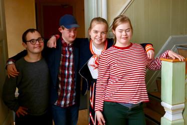 Unge som vi interviewede