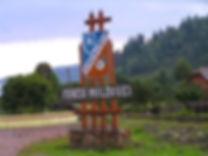 Fundu Moldovei - intrare