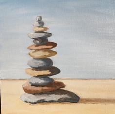 Thoughtful Stones III