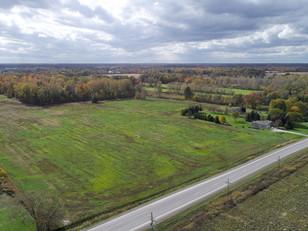 Aerial Land Real Estate