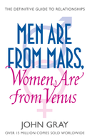 Men Are From Mars and Woman Are From Venus
