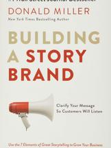 Building a StoryBrand.