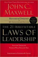 The 21 irrefutable laws of leadership.jp