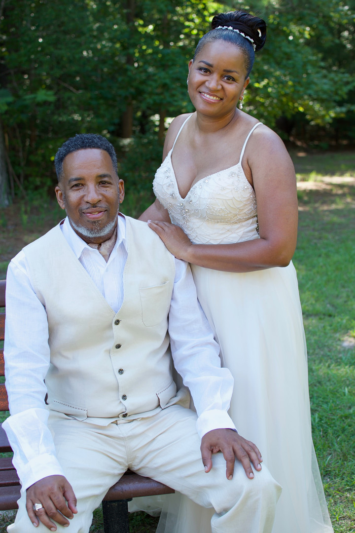 The Williams' Wedding