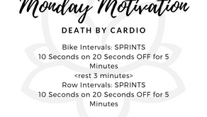 Monday Motivation - Weekly and FREE