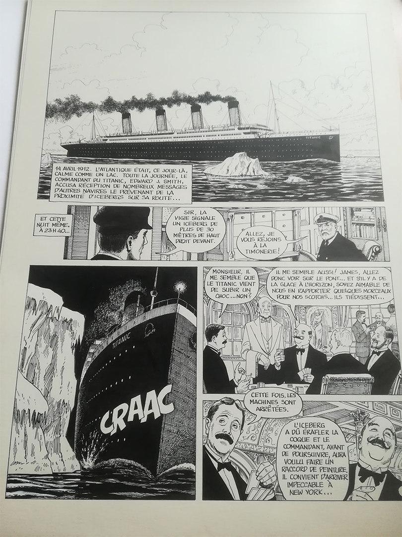 Le boulanger du Titanic