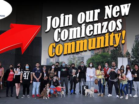 ¡Únete a nuestra comunidad de New Comienzos, sin importar donde vivas!