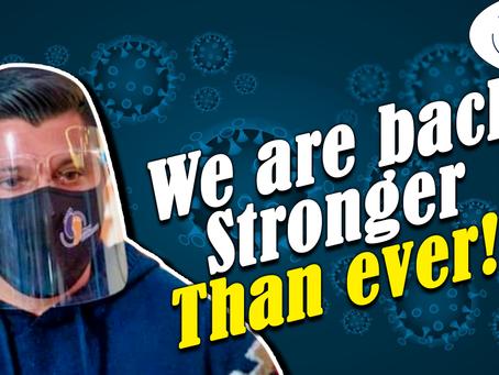 """""""New Comienzos is stronger than ever"""" - Israel Concha #EnMéxicoTambiénHaySueños"""