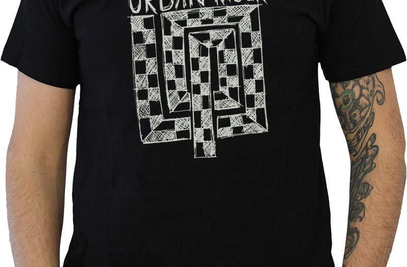 T shirt Urban Rider