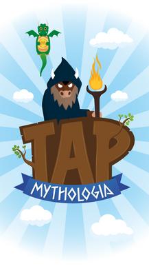 logotype Tap mythologia
