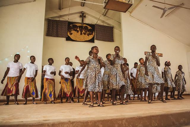 Chapel Dancing.