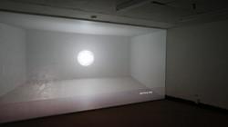 Light Decay Study Angled