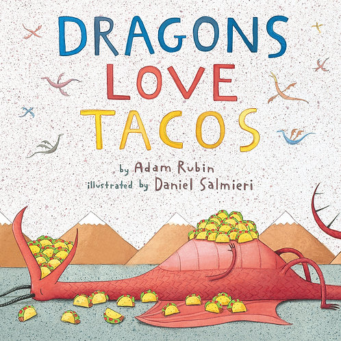 Dragons Love Tacos Lesson Plan