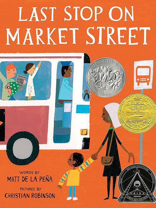 Last Stop On Market Street Lesson Plan