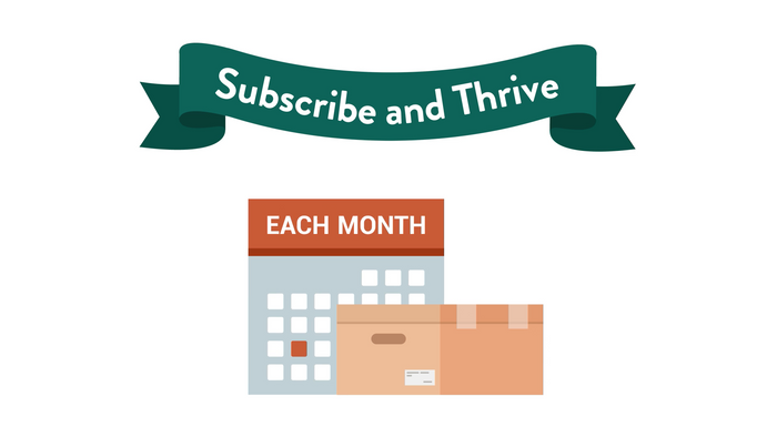 Subscribe and Thrive