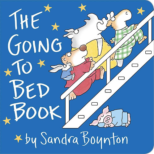 The Going to Bed Book Lesson Plan