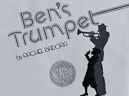Ben's Trumpet Lesson Plan