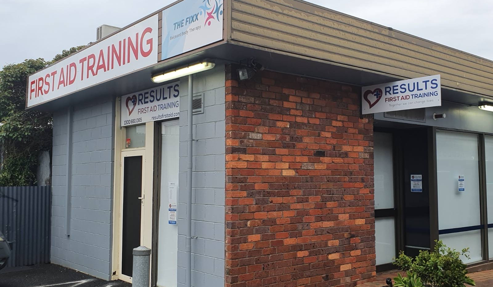 Results First Aid Geelong