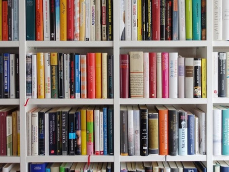 The books that helped me survive