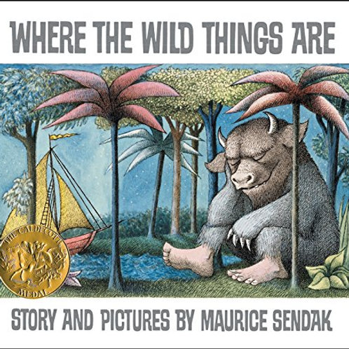 Where the Wild Things Are Lesson Plan