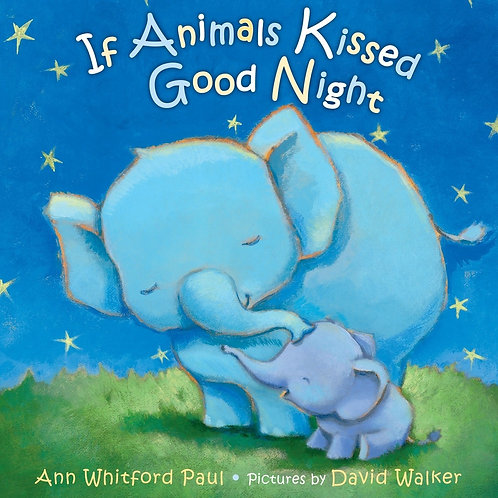 If Animals Kissed Good Night Lesson Plan