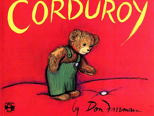 Corduroy Lesson Plan