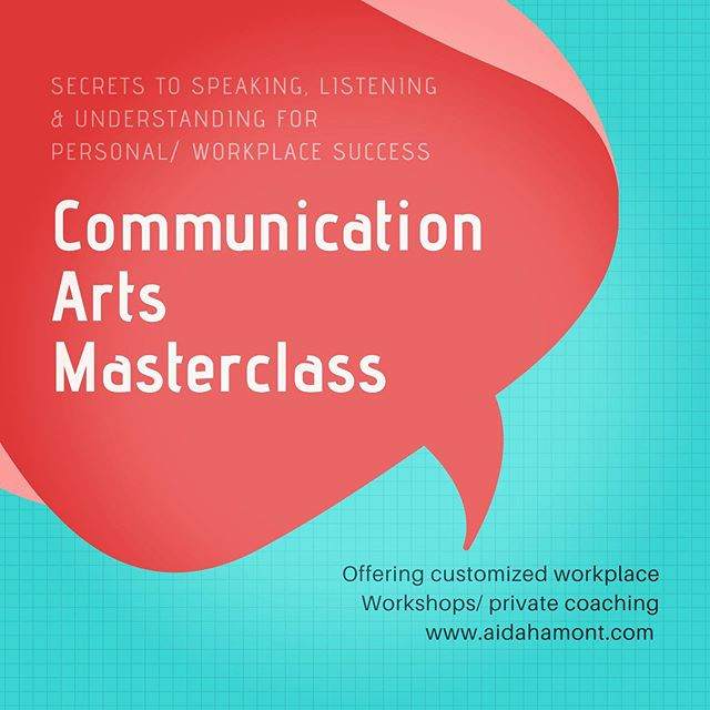 """The art of communication is the languag"