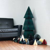 Rose Gold Warehouse - Paper Christmas Tree