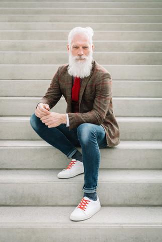 Paul Mason, the Original Fashion Santa