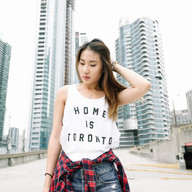 Peace Collective - Home Is Toronto Tanktop