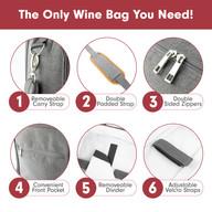 Wine Bag Infographic