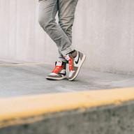 Xpand Laces - Red No-Tie Shoelaces
