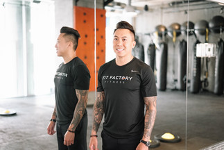 Ivan Ho, Founder of Fit Factory Fitness