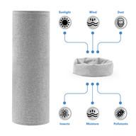 G&E - Neck Gaiter Product Infographic
