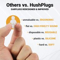 HushPlugs Infographic