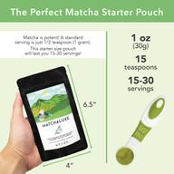 Matchaluxe Infographic