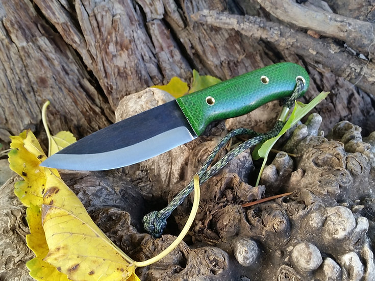"""KRF """"PACIFIC CREST""""  FOREST KNIFE"""