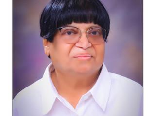 HBS Director Dr. Kanti Jain Honored by Rogosin Institute