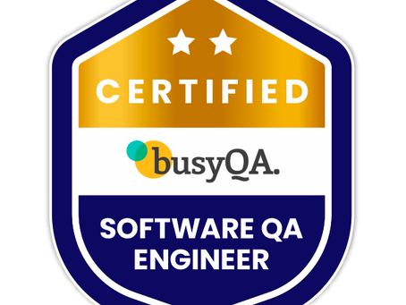 BusyQA Introduces Digital Badges