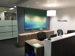 busyQA Headquarters - The Lobby