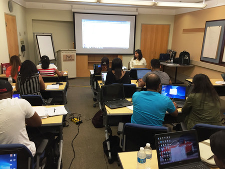 Spring 2017class in session