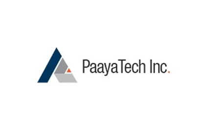 Welcome our new customer: PaayaTech Inc