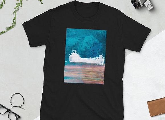 Neon Freighter Short-Sleeve Unisex T-Shirt