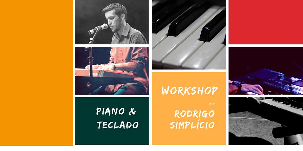 Workshop: Piano e Teclado