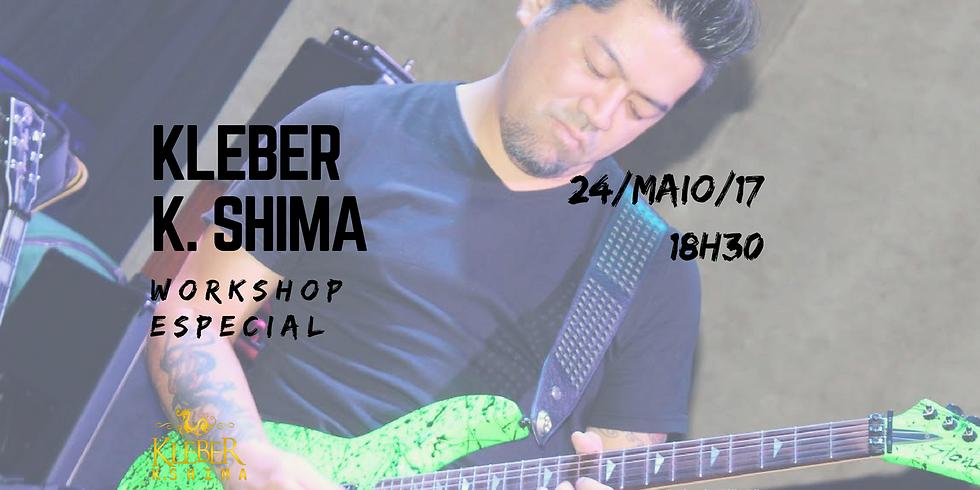 Workshop - Kleber K. Shima