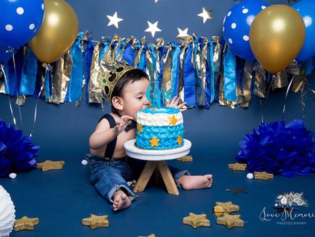 El Rey | Smash Cake Toluca